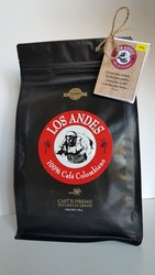 Coffee LOS ANDES 100% Colombian Coffee 100% Arabica 500 grams BEANS - Coffee from Columbia b LOS ANDES/b   100% Arabica  - Gourmet    Single- Origin - San Agustin, Huila